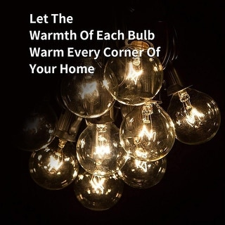 Top Product Reviews For Globe String Patio Lights 34ft With