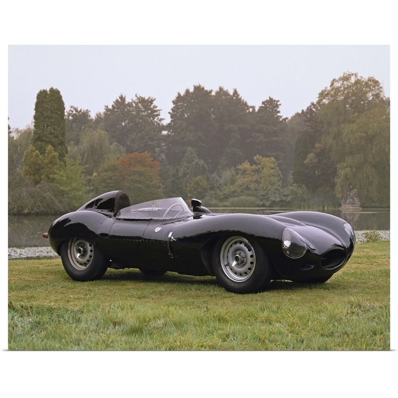 shop 1958 jaguar d type 3 8 litre sports racing 2 seater country of origin united poster print overstock 21595257 1958 jaguar d type 3 8 litre sports racing 2 seater country of origin united poster print