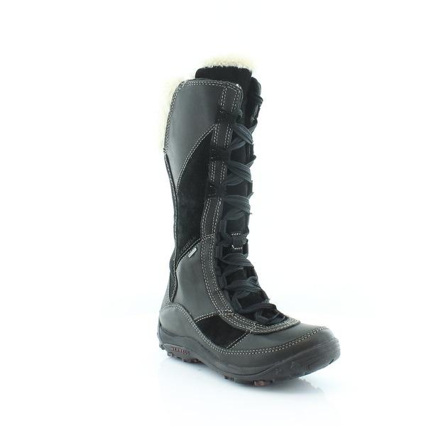 Merrell Prevoz Women's Boots Black