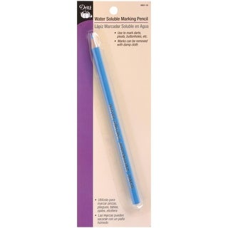 Water-Soluble Marking Pencil-Light Blue