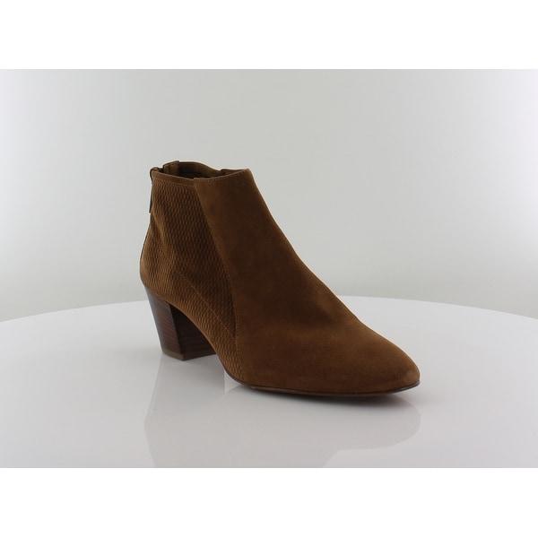 Aquatalia Farrow Women's Boots Cognac