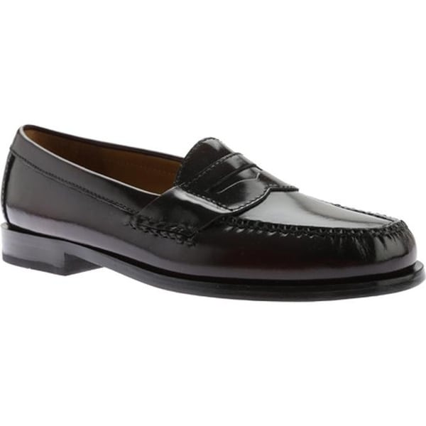 132dd7d1660 Shop Cole Haan Men s Pinch Penny Loafer Burgundy Leather - Free ...