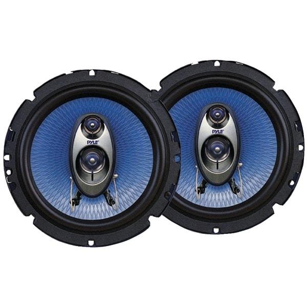 """PYLE PRO PL63BL Blue Label Speakers (6.5"""", 3 Way)"""