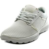 Supra Hammer Run Women White-White Running Shoes