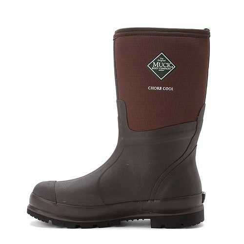 5f3e6619dd42 Shop Muck Boot s Mens Chore Cool Mid Boot Brown - Size 7 - Free ...