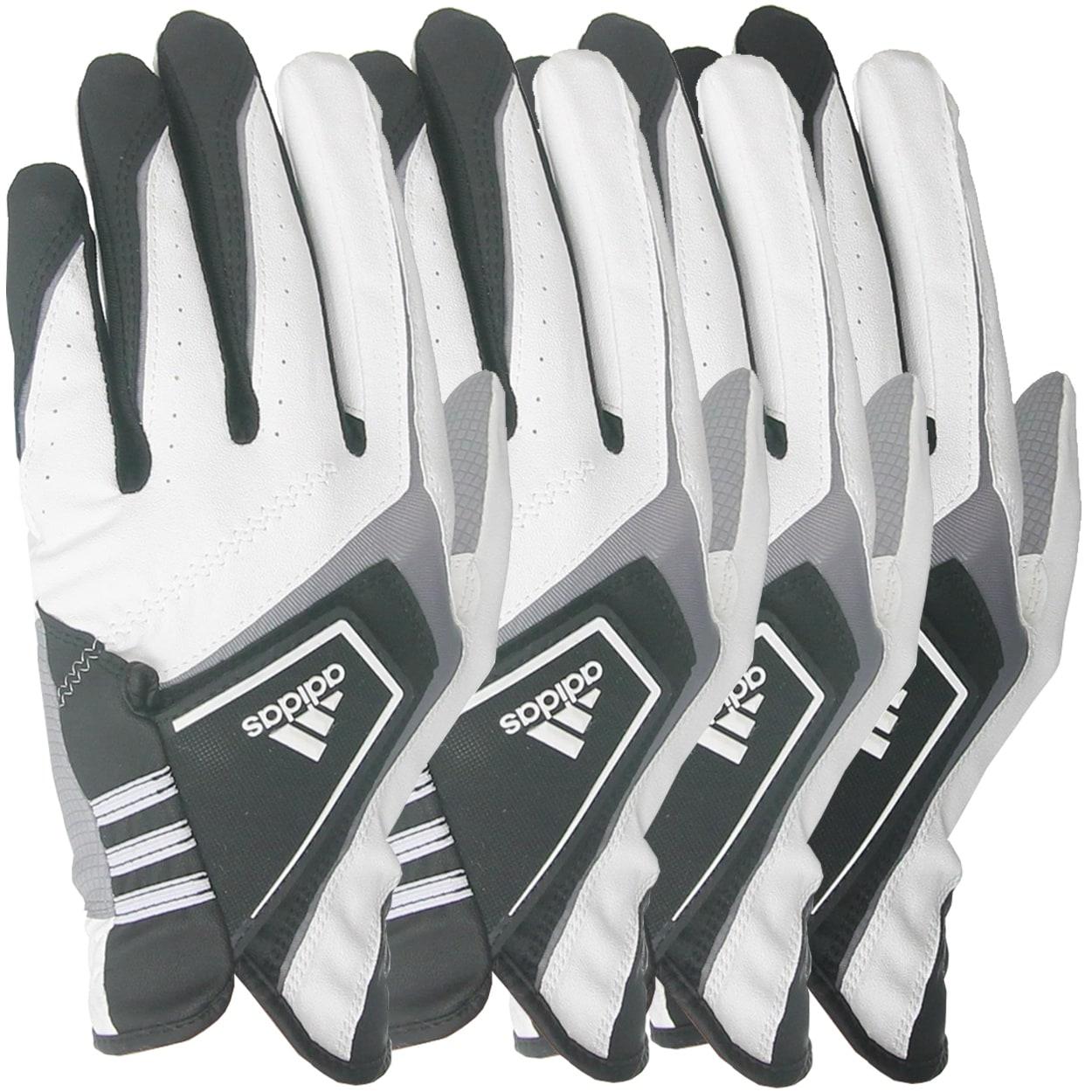 Adidas Exert Men's Golf Gloves (4-Pack