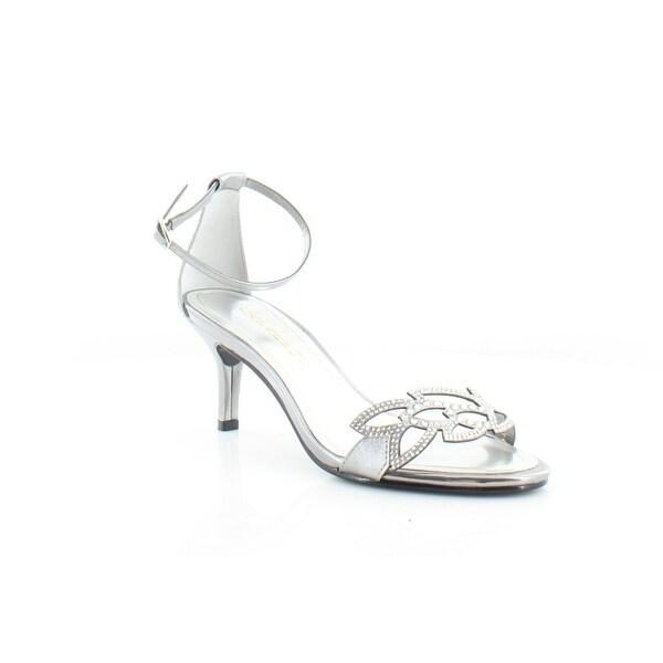 Caparros Cabaret Women's Heels Pewter Metallic - 8