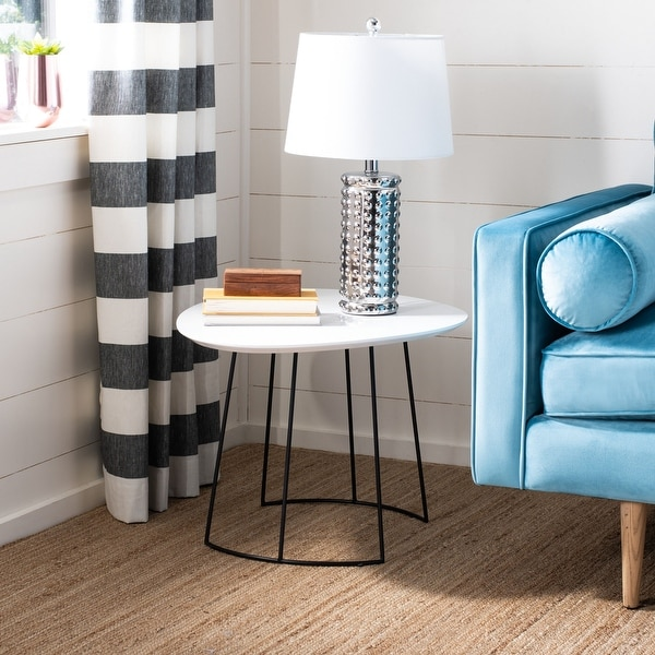 SAFAVIEH Brooks Side Table. Opens flyout.
