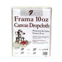 Trimaco 1007 Frama Drop Cloth Runner 4' x 15', 10 Oz