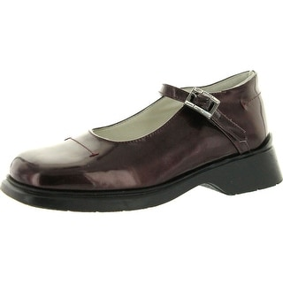 Simone Girls S3014 Made In Italy Mary Jane Flats
