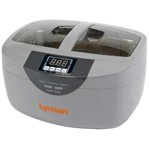 Lyman Turbo Sonic 2500 Case Cleaner (115V)