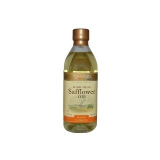 Spectrum Naturals - Refined Safflower Oil ( 12 - 16 FZ)