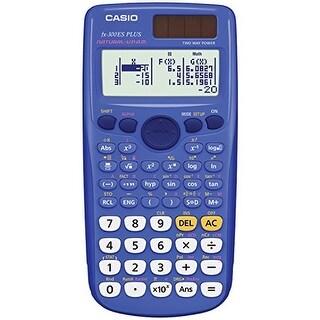 Casio Inc. FX300ESPLUSBEB Casio FX300ES Plus-BU Engineering/Scientific Calculator