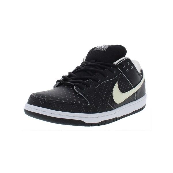 new product 34eb0 1657b Nike SB Mens Dunk Low Premium BHM Skateboarding Shoes Leather Sport