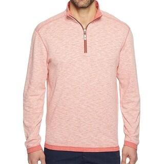 Tommy Bahama Men's 1/2 Reversible Zip Sweater