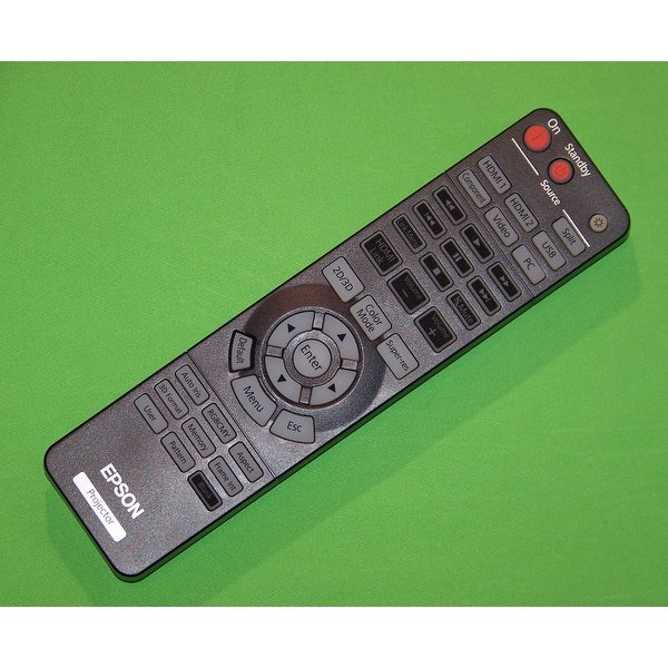 Epson Projector Remote Control: EH-TW9100, EH-TW9100W, EH-TW8100W
