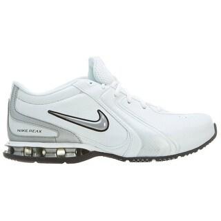 New Nike Men's Reax TR III SL Cross Trainer White/Silver - white / metallic silver