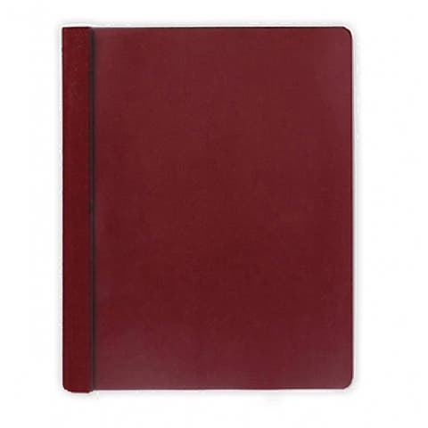 "Mead 34120 Cambridge Presentation Folder with Clear Cover, 9-3/16"" x 11-1/2"""