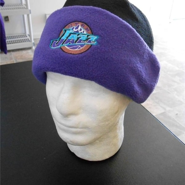 9f18160619d Shop Utah Jazz Adult Unisex One Size Fits All Beanie Cap Hat - On ...