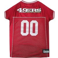 NFL San Francisco 49ers Pet Jersey