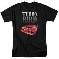 Pontiac Turbo Bird Mens Short Sleeve Shirt