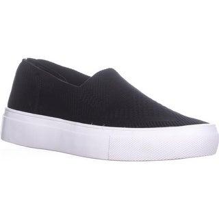 STEVEN Steve Madden Kai Slip On Sneakers, Black