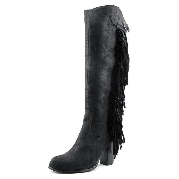Carlos by Carlos Santana Roslyn Women Black Boots