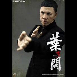 Enterbay X Real Masterpiece Ip Man 3 1:6 Action Figure Figurine RM-1069 Collection