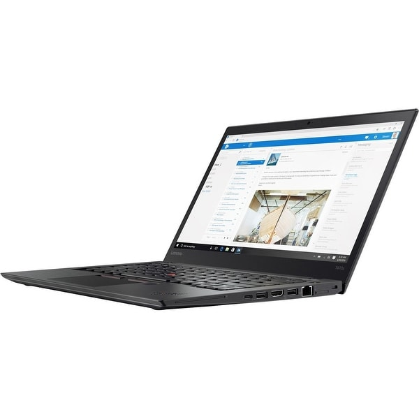 "Lenovo ThinkPad T470s 20HF0012US 14"" Touchscreen LCD Notebook - (Refurbished)"