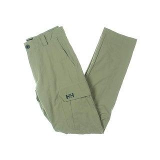 Helly Hansen Mens Cargo Pants SPF +40 Ripstop - 28