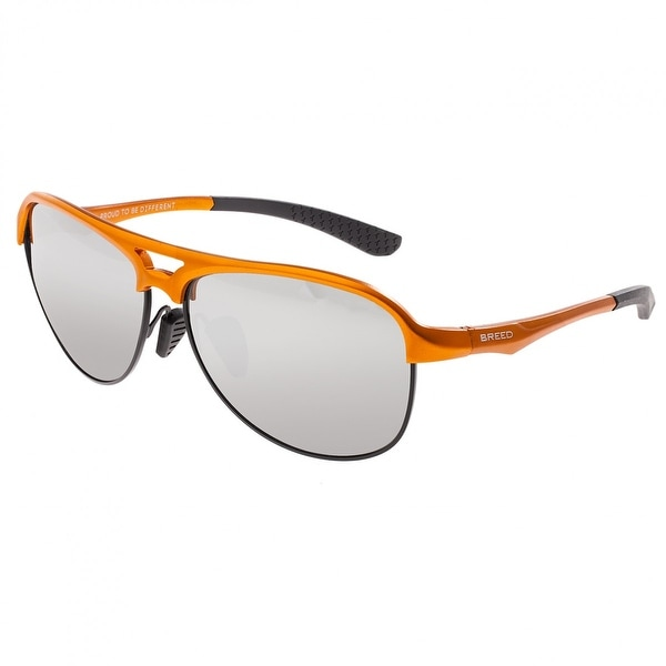 2b8a69d6e0d59 Breed Jupiter Men  x27 s Aluminium Sunglasses - 100% UVA UVB Prorection