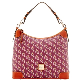 Dooney & Bourke NCAA Arizona State Hobo (Introduced by Dooney & Bourke at $218 in Jul 2015) - Rouge