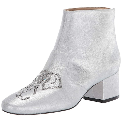Katy Perry Womens Rino Closed Toe Ankle Fashion Boots