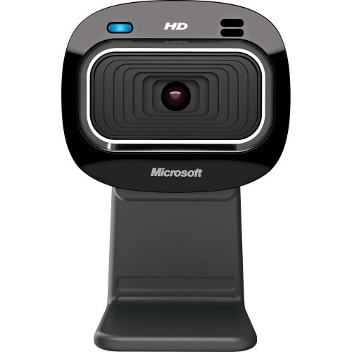 """Microsoft T4H-00002 Microsoft LifeCam HD-3000 Webcam - 30 fps - USB 2.0 - 1280 x 720 Video - CMOS Sensor - Fixed Focus -"