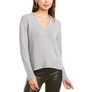 Link to Velvet By Graham & Spencer Sofie Wool & Cashmere-Blend Sweater Similar Items in Women's Sweaters