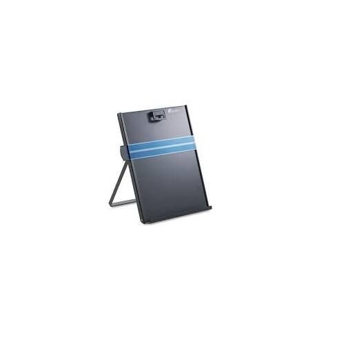 Fellowes 11053 Metal Copyholder Letter - Black