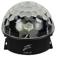 Zebra LED Magic Ball Light