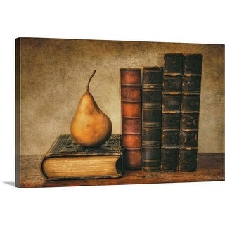 """Knowledge"" Canvas Wall Art"