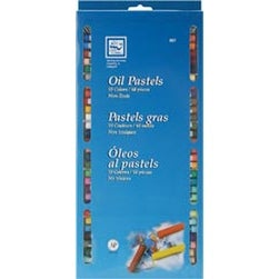 Oil Pastels 60/Pkg-