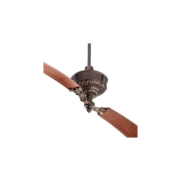 "Quorum International 28682 Turner 68"" Sweep 2 Blade Indoor Ceiling Fan"