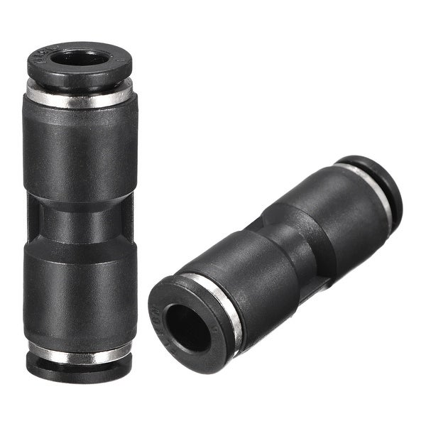 """Push to Connect Fittings 6mm or 15/64"""" Straight od Tube Fittings 12pcs - 12pcs 15/64"""""""