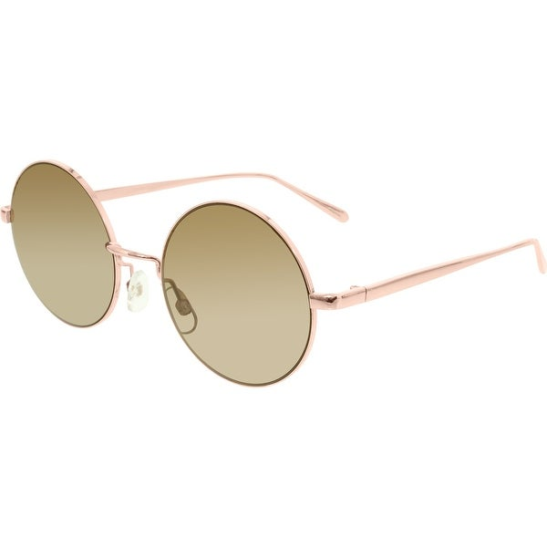 8b2c99980e3d Shop Quay Women's Electric Dreams QW-000025-ROSE/BRN Rose Gold Round  Sunglasses - Free Shipping Today - Overstock - 18901218