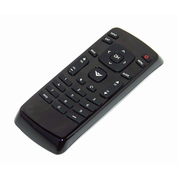 OEM Vizio Remote Control Originally Shipped With: E280B1, E280-B1, E291A1, E291-A1, D32HC0, D32H-C0