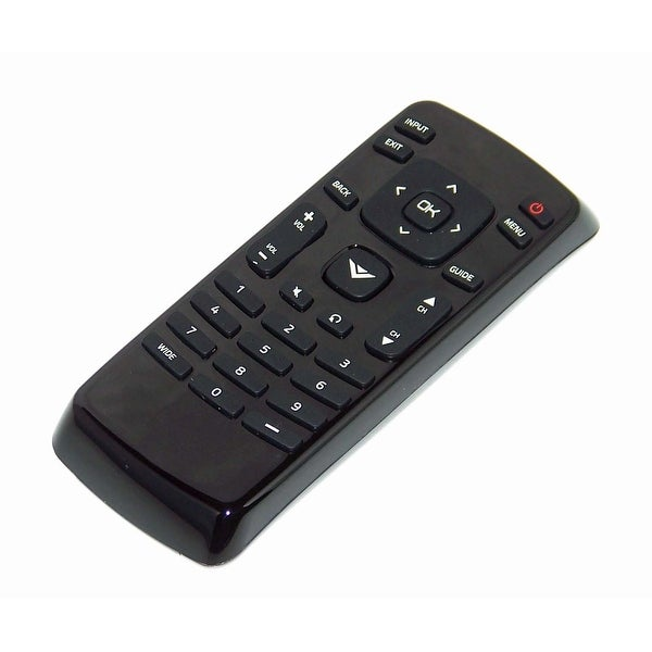 OEM Vizio Remote Originally Shipped With: D390B0, D390-B0, D32HC1, D32H-C1, E241A1, E241-A1