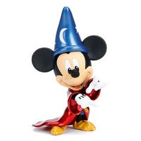 "Mickey Mouse Fantasia Sorcerer 6"" Metal Figure"