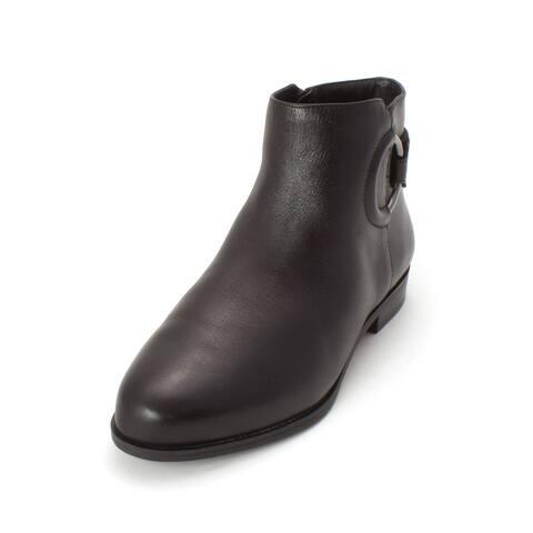 Alfani Women's Shoes Avvia Closed Toe Ankle Fashion Boots