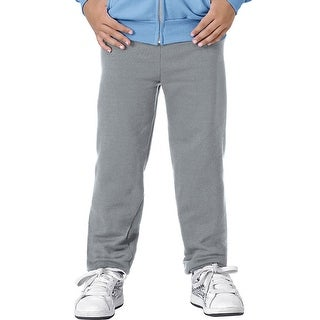 Hanes Youth ComfortBlend EcoSmart Sweatpants - XS