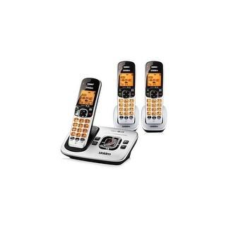 Uniden D1780-3 DECT 6.0 Cordless Phone w/ 2 Extra Handsets