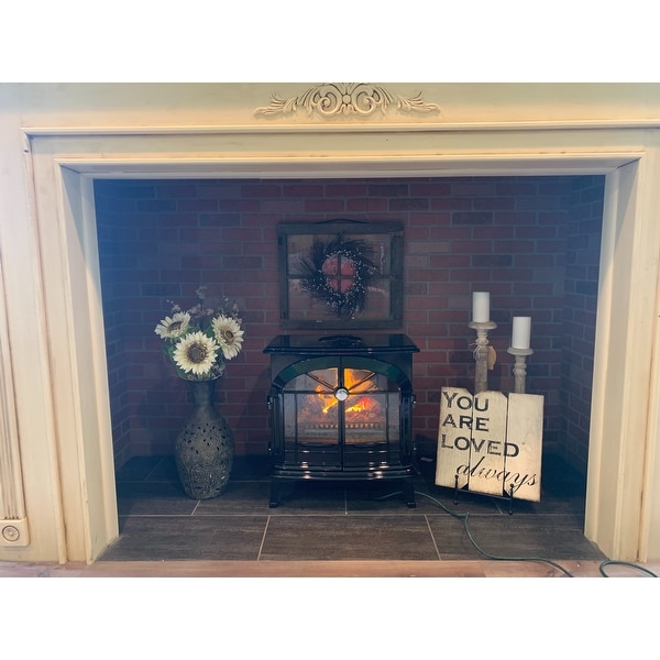 Top Product Reviews For Dimplex Electric Stockbridge Opti Myst Stove 11724659 Overstock