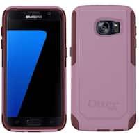 Samsung Galaxy S7 OtterBox Commuter Series Case - Pink Mauve Way - mauve way